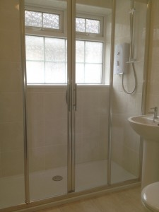 Bathroom installation from a Pickering Plumber