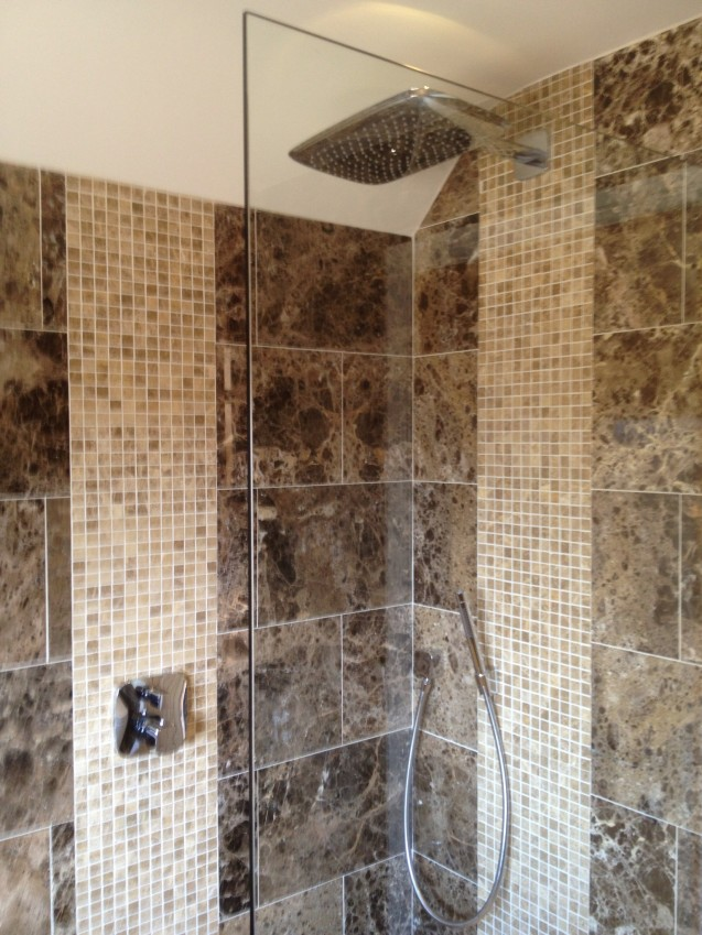 Latest bathroom installations
