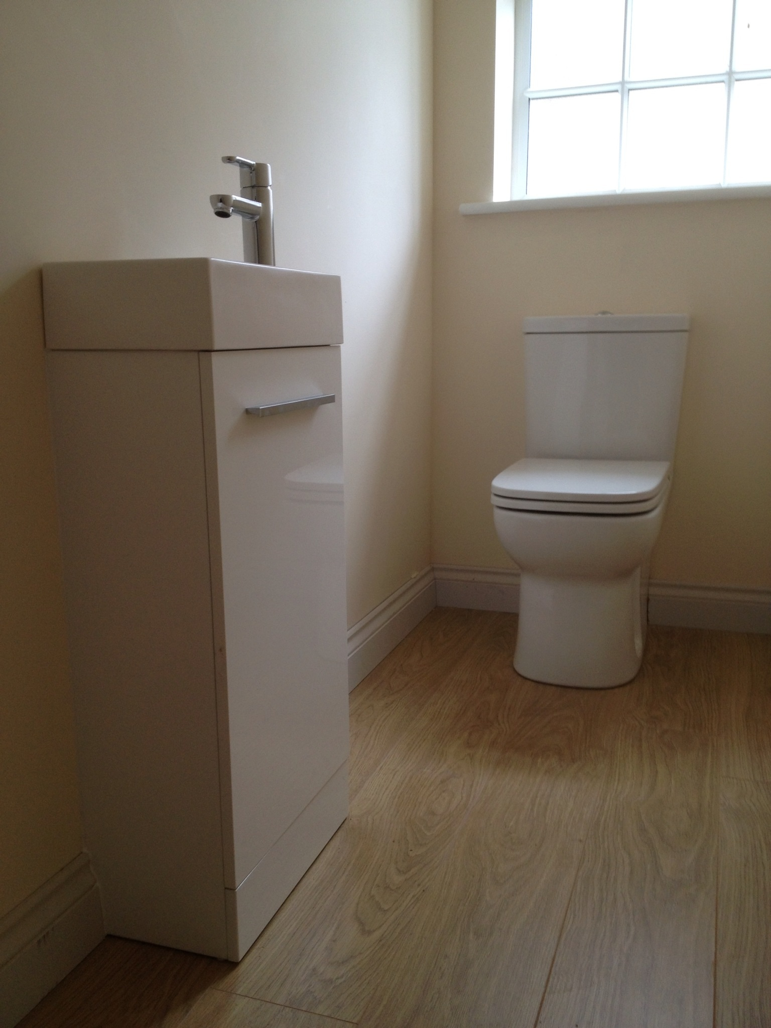 Cloakroom Downstairs Toilet Paul Chaplow Plumbing And