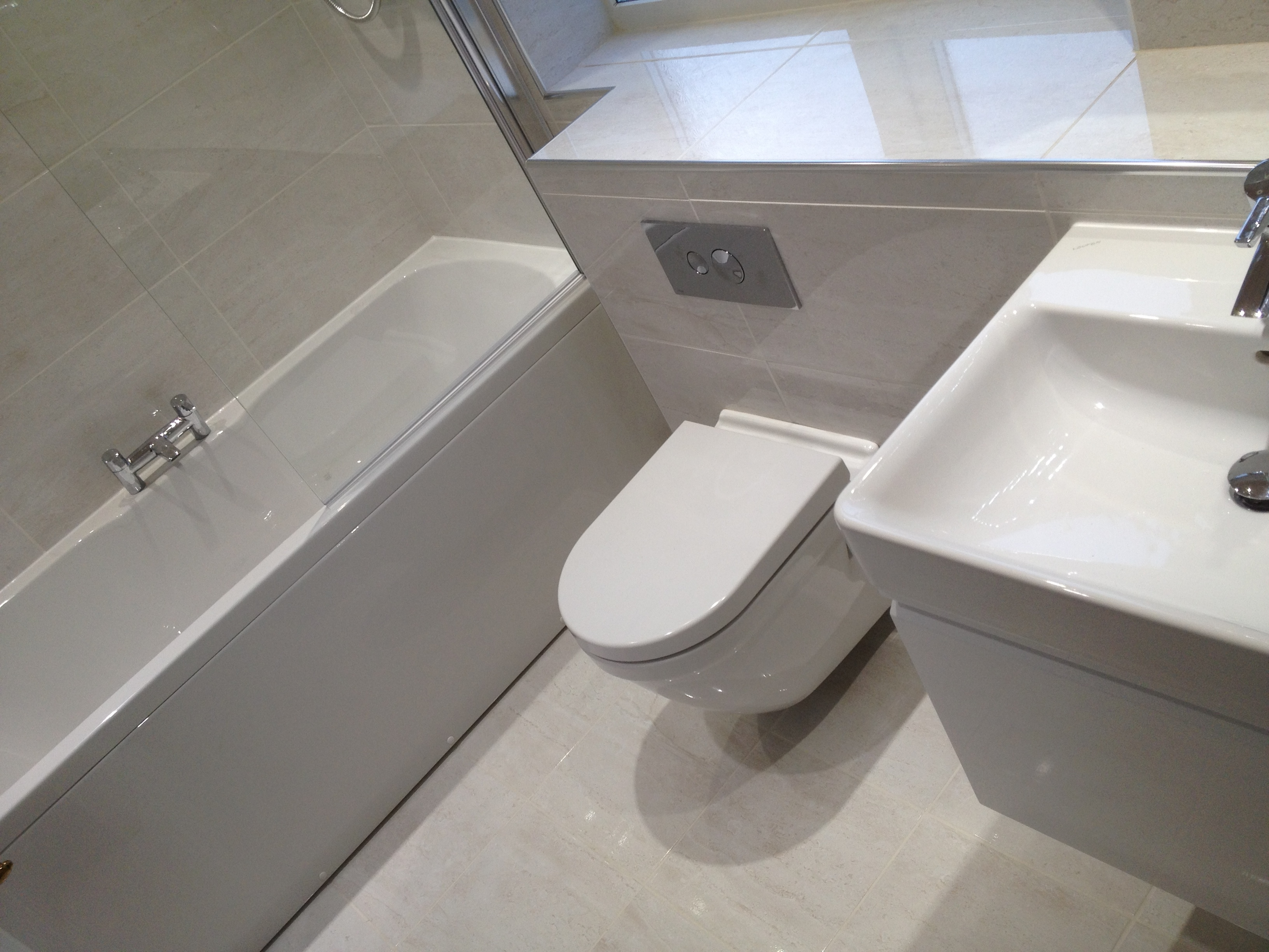 Fully Tiled Bathroom Bathroom Installation Archives Paul Chaplow Plumbing And Heating Ltd